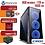 Thumbnail: COMPUTADOR GAMER AMD RYZEN 5 2400G 3.6GHZMEM. 8GB HD 1TB SSD 16GB FONTE 400W