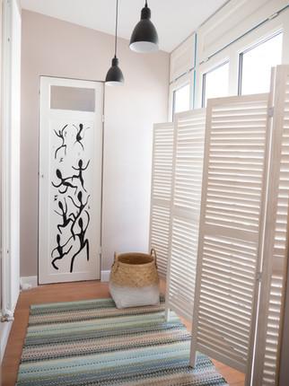 Cap berilou  couloir lingerie