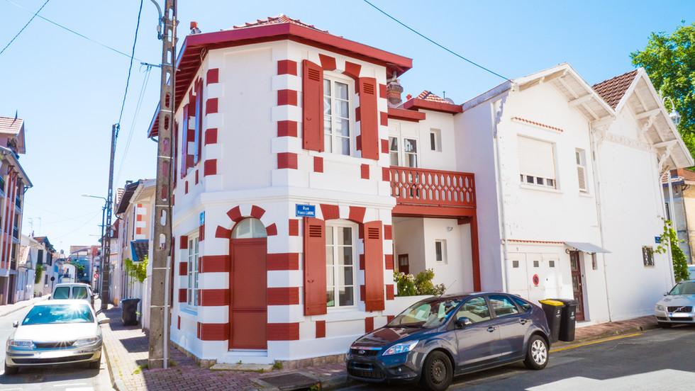 Cap berilou  facade