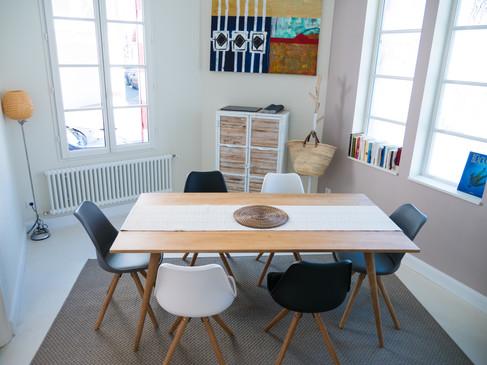 Cap berilou salle à manger