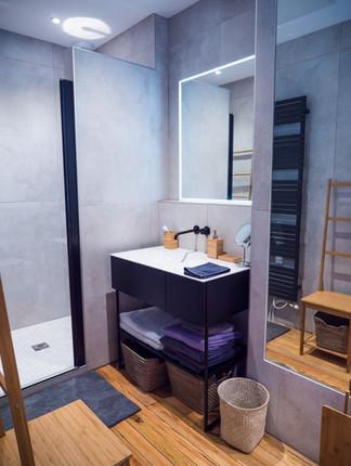 Cap berilou  salle de bain