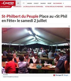 Place au St Phil en Fête ce samedi