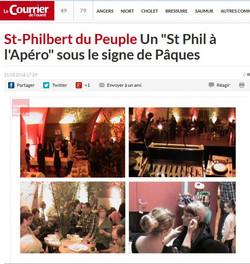 St Phil à l'Apéro à Pâques