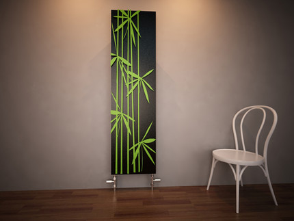 Bamboo Designer Panel Radiator