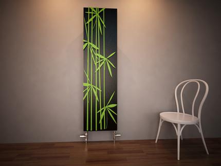Bamboo Designer Panel Radiator
