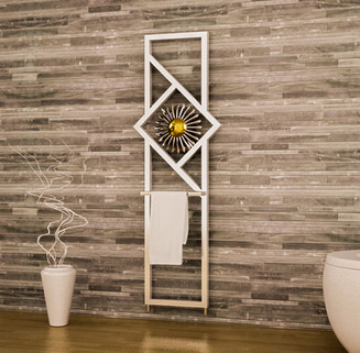Daisy Bathroom, Kitchen Designer Radiator