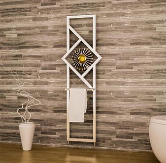 Daisy Bathroom, Kitchen Designer Radiator