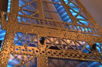 Eiffel Tower Designer Radiator
