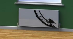 Bird Designer Radiator Cover
