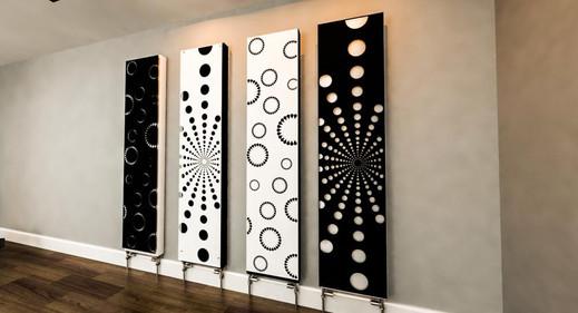 Circle Designer Panel Radiators