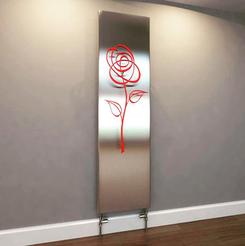 Rose Designer Panel Radiator
