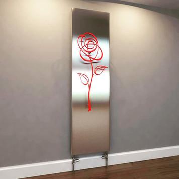 Rose Designer Panel Radiator