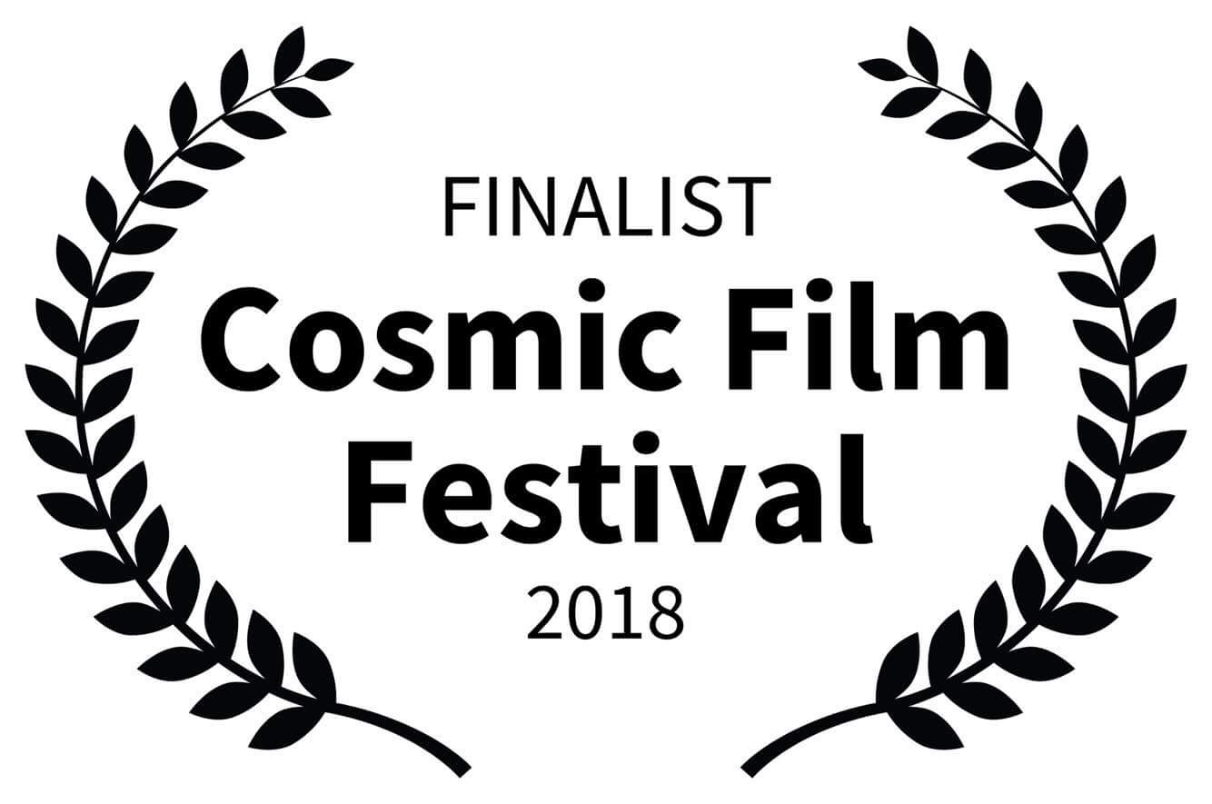 Cosmic Film Fest Finalist Laurel