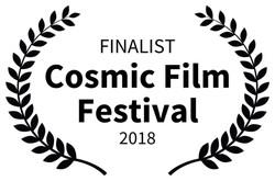 Cosmic Film Fest Finalist Laurel
