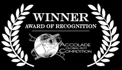 Award of Recognition Accolade