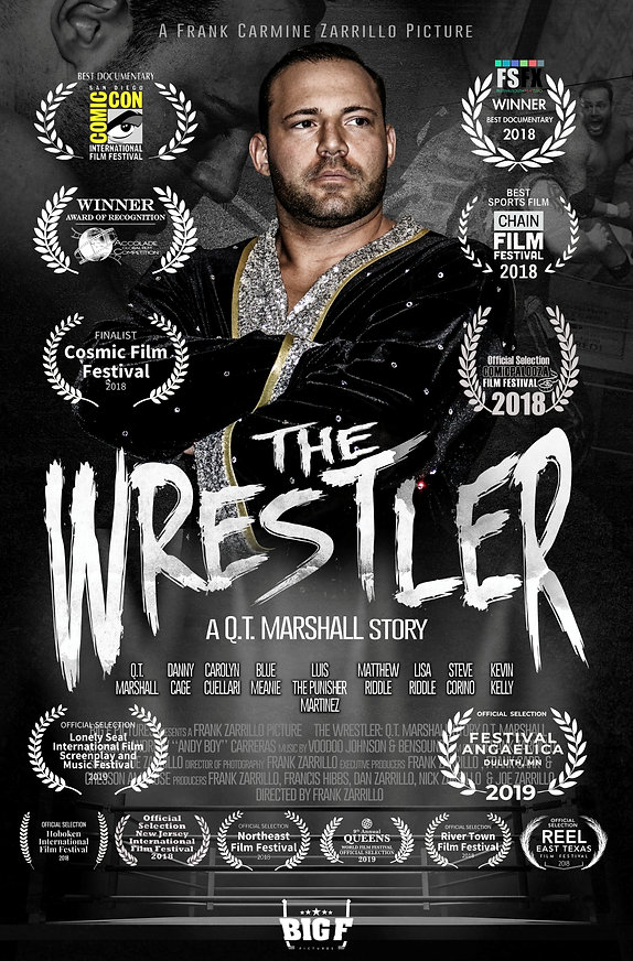 The_Wrestler_Poster_20190903 - Angaelica
