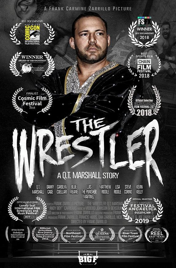 The_Wrestler_Poster_20190903 - Angaelica