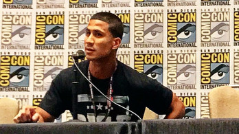 2017 San Diego Comic Con Panel Discussion