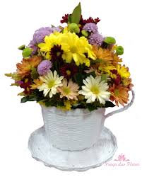 Xícara Flor do campo