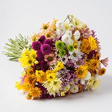 Buque de flores do campo