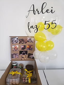 Festa na Caixa com Suculenta