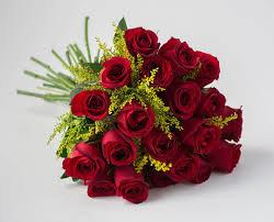 Ramalhete com 20 Rosas vermelhas