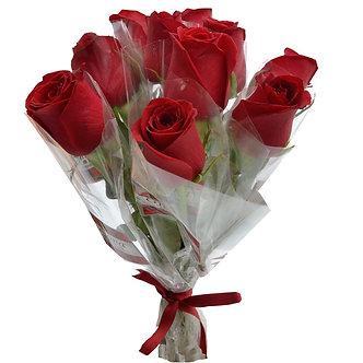 buque 10 rosas vermelhas