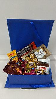 Caixa surpresa Amor de Chocolates!