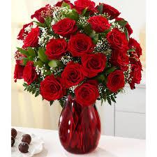 Ramalhete de 20 Rosas Vermelhas no Vidro