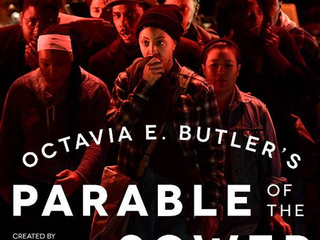 FIRE.  Parable of the Sower: the Opera