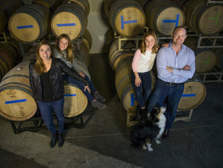 Drink Up: Boutique Napa Winery Crosby Roamann Spreads the Love this Valentine's Day