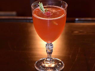 Drink Up: A Toast to Prince with a Raspberry Beret from Legendary NOLA Bartender