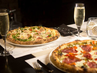Every Night's a Pizza Party at New York City's Adoro Lei