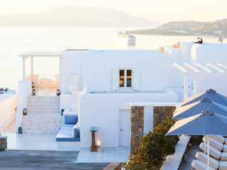 GRECIAN LUXURY AT MYCONIAN KYMA