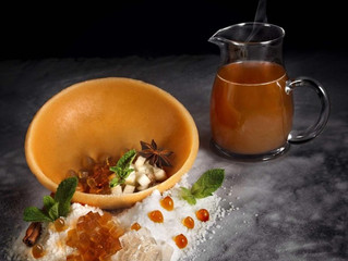 Drink Up: Frank Solarik of BarChef Dishes Out Modernist Cocktails