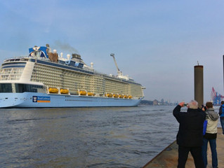 Royal Caribbean's Anthem of the Seas Delights Families and Food Lovers Alike