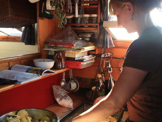Celebrating Food, Friends, and Life on a Schooner Called the J&E Riggin