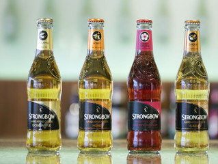 Drink Up: It's Cider Time with Strongbow