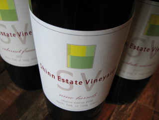 Drink Up: Sustainability, Philanthropy and Innovation at Shinn Estate Vineyards
