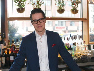 Drink Up: L'Amico Plays Up Spring with Inventive Cocktail Program