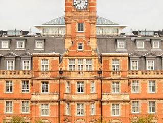London's Famed Landmark Hotel Showcases Renovated Digs and Classic British Fare