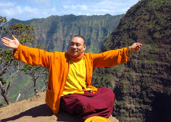 Khentrul Lodro Thaye Rinpoche