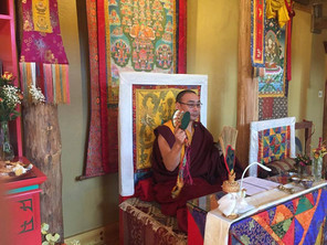 Losar Greeting from Rinpoche