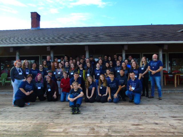 Group Picture from DYC 2017