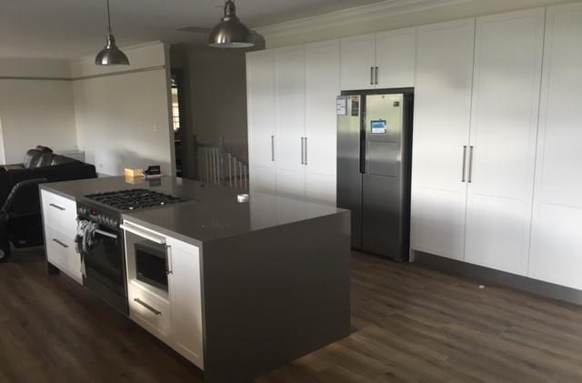 Large Kitchen Renovation