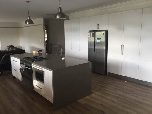 Large Kitchen Renovation