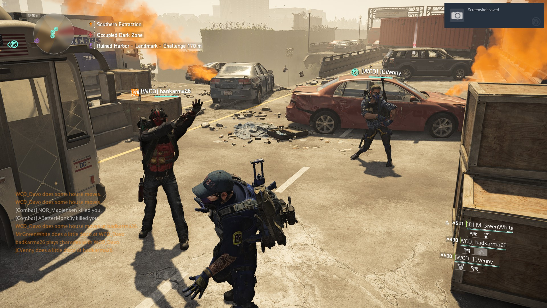 Tom Clancy's The Division® 22019-4-15-20