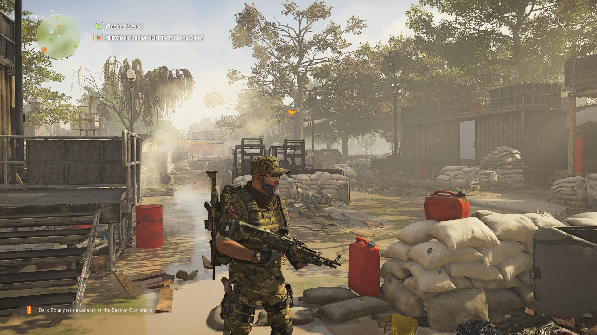 Tom Clancy's The Division® 22019-3-20-14