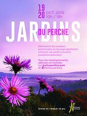 Jardins du Perche I Automne 2019