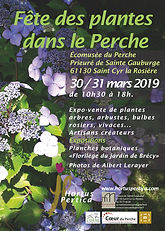 Fête des plantes dans le Perche 2019 Hortus Pertica